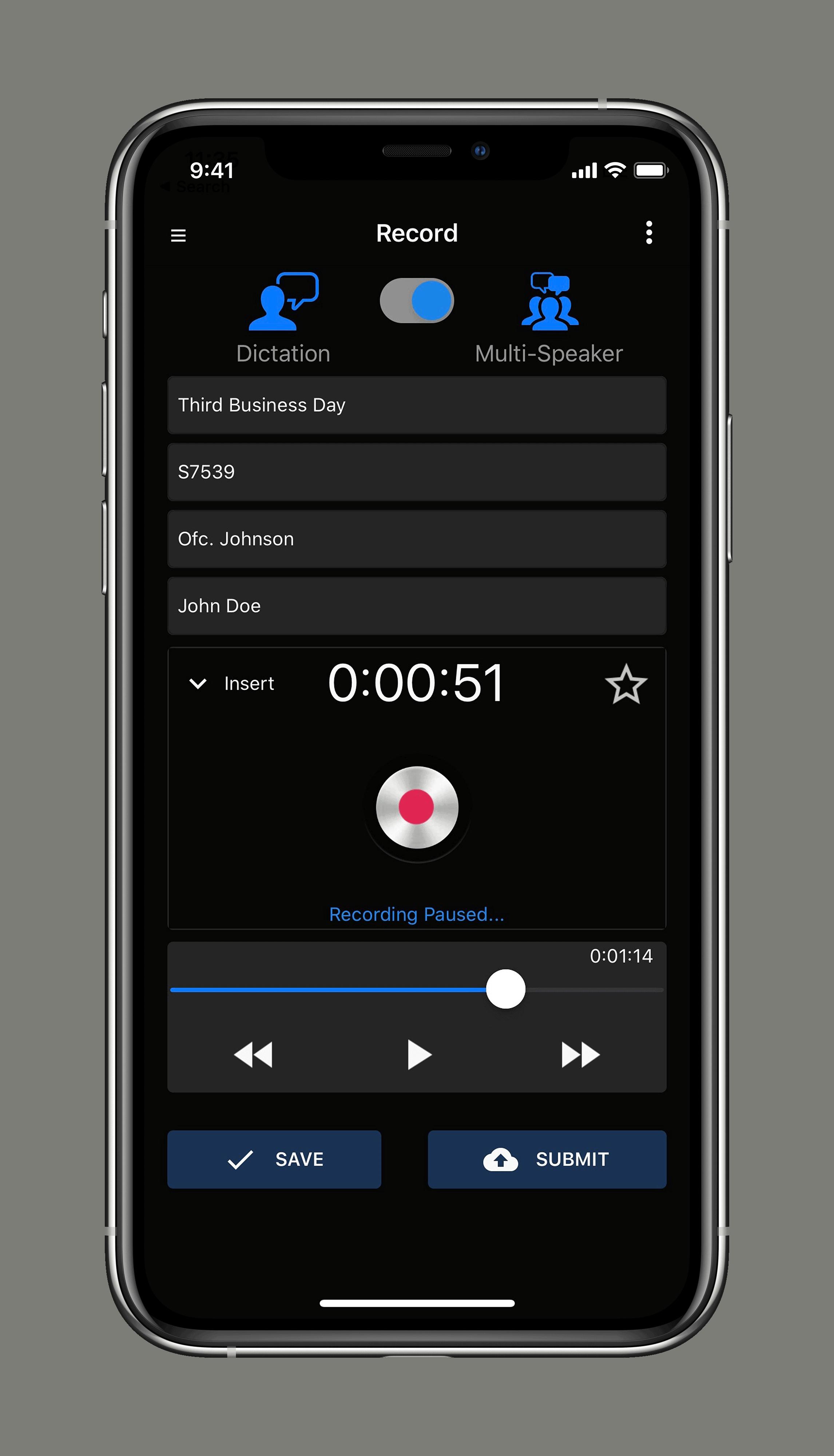 MobileMic Recording_phone