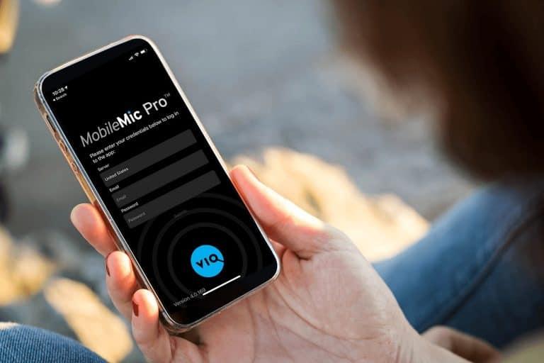 MobileMic Pro Dictation