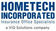 Hometech Inc Logo