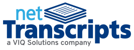 Net Transcripts Logo