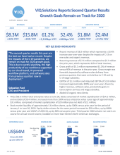 Q2 2020 Financial Results