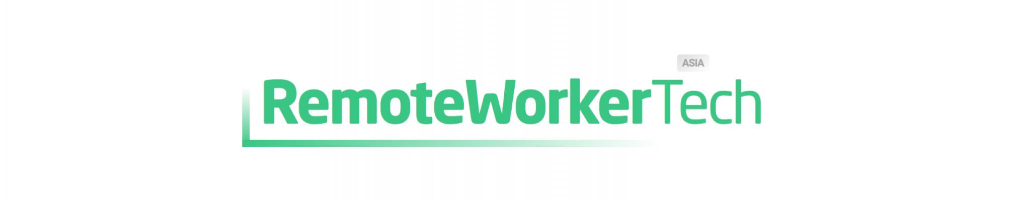 RemoteWorker Tech Logo - Asia