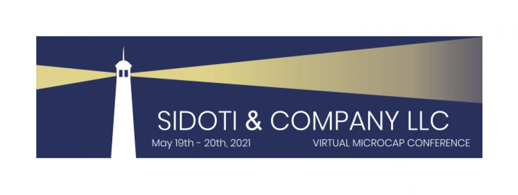 Sidoti Microcap Conference 2021